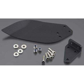 Aquacraft - Hydro Turn Fin 2mm CNC Black Anodized UL-1