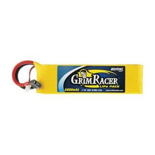GrimRacer - Lipo 2S 7.4V 5000mAh 40C