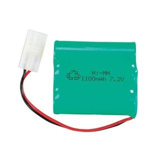 Aquacraft - NiMH 3/3 7.2V 1100MAh RR2 Mini Rio