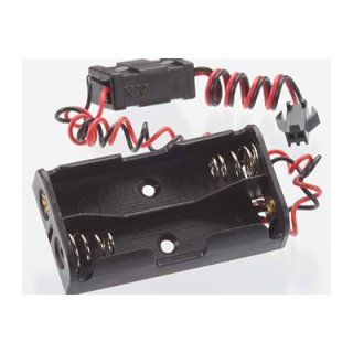 Aquacraft - Battery Holder w/Switch 2 Cell AA Rescue 17