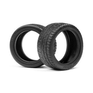 Hpi Wide Radial Grip Tire 31Mm (2Pcs)