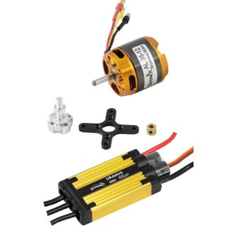 D-Power Brushless Set AL 35-12 & 45A URANUS Regler