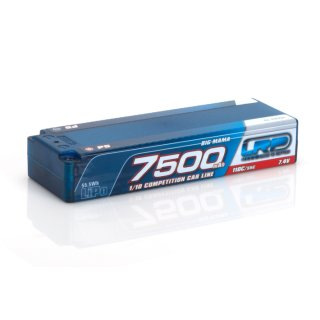 LRP 7500 - Big Mama P5 - 110C/55C - 7.4V LiPo - 1/10 Competition Car Line Hardca