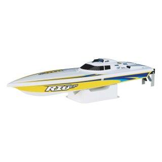 Aquacraft - Modellsatz - Rennboot Rio EP - RTR