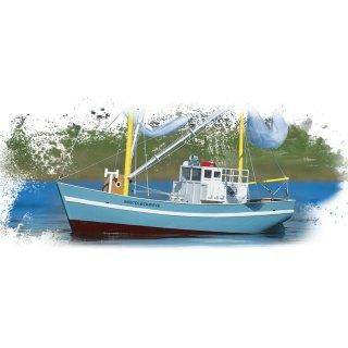 Aquacraft - Modellsatz - Bristol Fischkutter - RTR