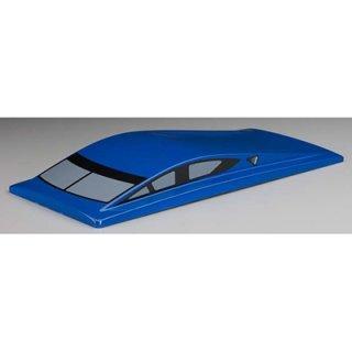 Aquacraft - Fiberglass Cowl Blue Revolt 30