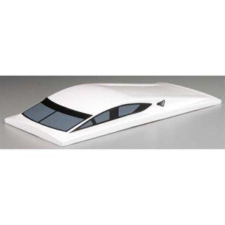 Aquacraft - Fiberglass Cowl White Revolt 30