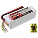 ROXXY EVO LiPo 6-4400 30C m/w BID-Chip; 97,7Wh