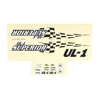 Aquacraft - Decal Sheet UL-1 Superior