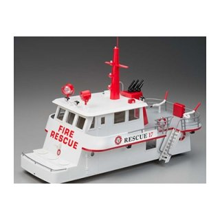 Aquacraft - Cabin Super Structure w/LED Rescue 17