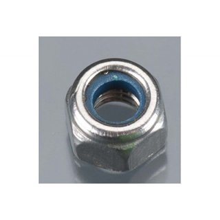 Aquacraft - Stainless Steel M4 Prop Nut w/Nylon Insert