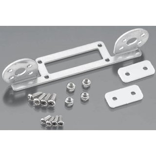 Aquacraft - Motor Mount Dual T-270 With Mounting Plate/Screw Wldcat