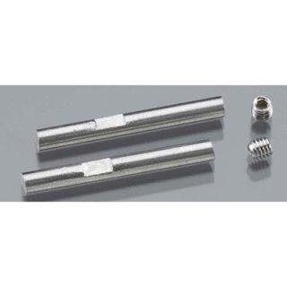 Aquacraft - Rudder Pivot Hinge Pins + Set Screws Rio EP