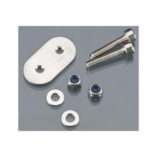 Aquacraft - Rudder Back Plate Mount 2535 w/Mounting Hardware